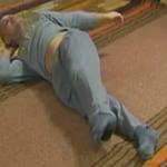 Лечебная гимнастика при болезни Бехтерева для людей со стажем ч2