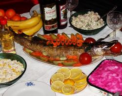 Последствия праздничного питания при болезни Бехтерева
