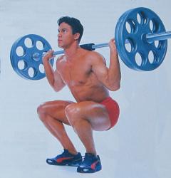 Способы тренировки с отягощениями при болезни Бехтерева