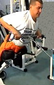 Лечение болезни Бехтерева с помощью силовых упражнений