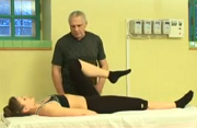 Чтобы не болел позвоночник врач рекомендует качать пресс (видео)