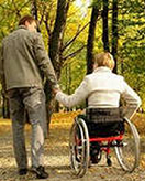 От болезни Бехтерева нельзя избавить, но можно вдохновить на это